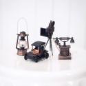 Rent: Mini Vintage Trinkets (set of 3)