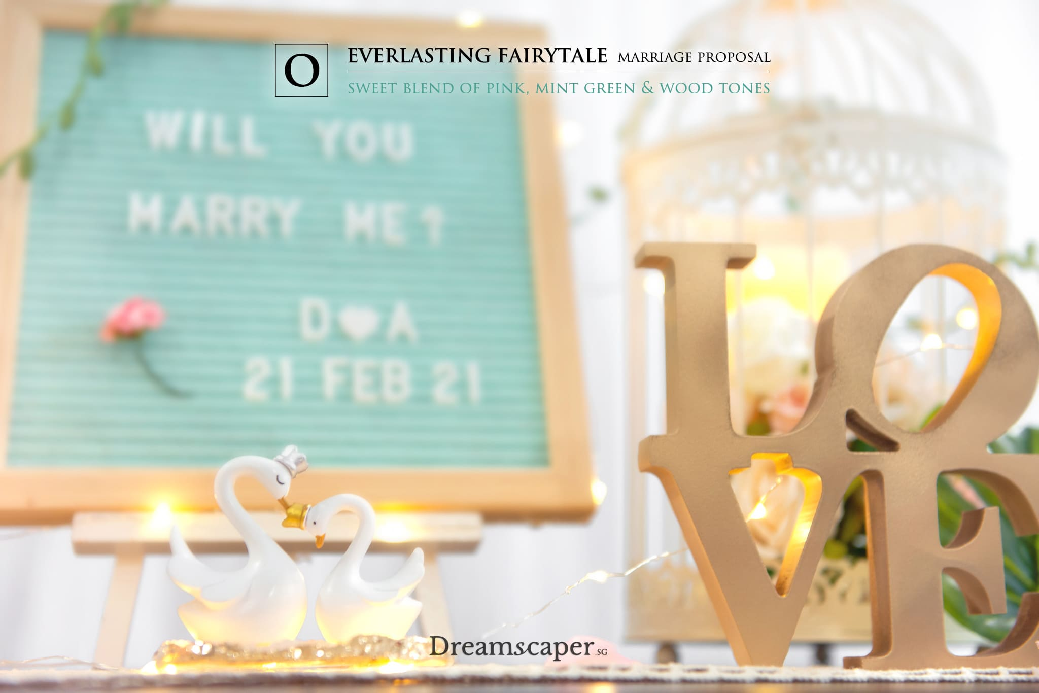 Marriage Proposal Package Singapore