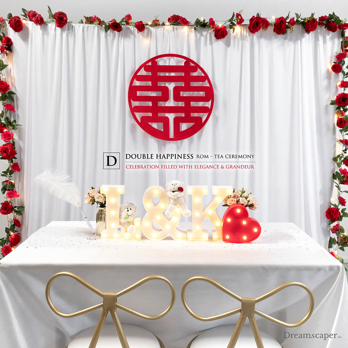 Singapore Marriage Solemnization Package