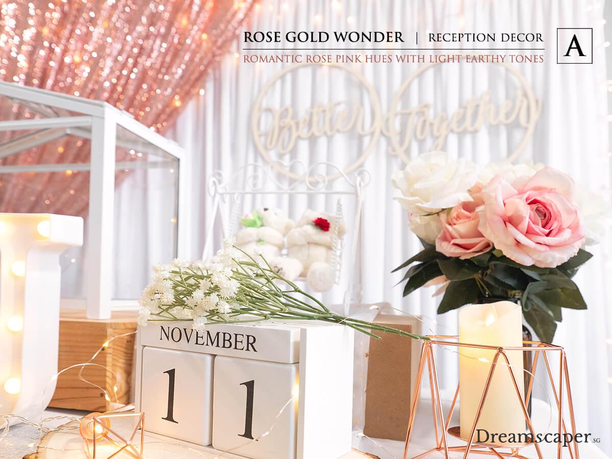 Best wedding reception decor ideas
