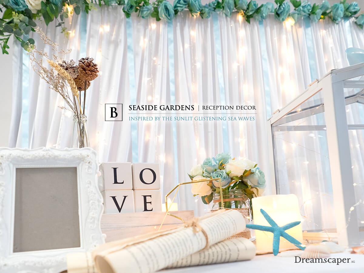 Singapore Wedding Decoration Company
