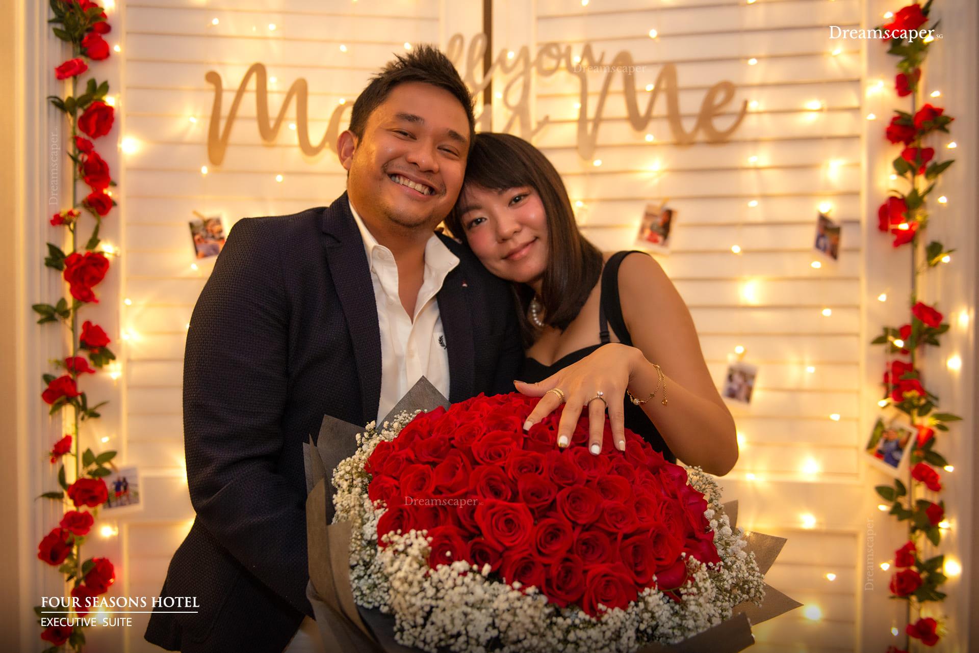 Marriage Proposal Singapore