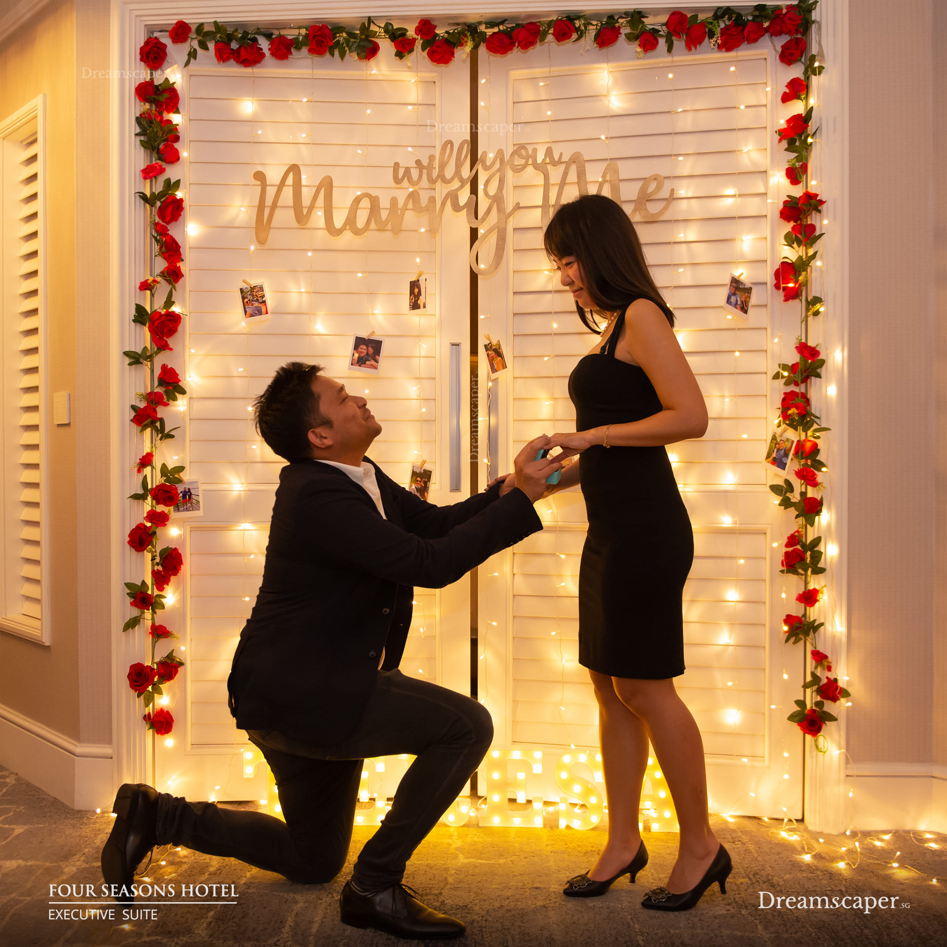 Marry Me Proposal Singapore