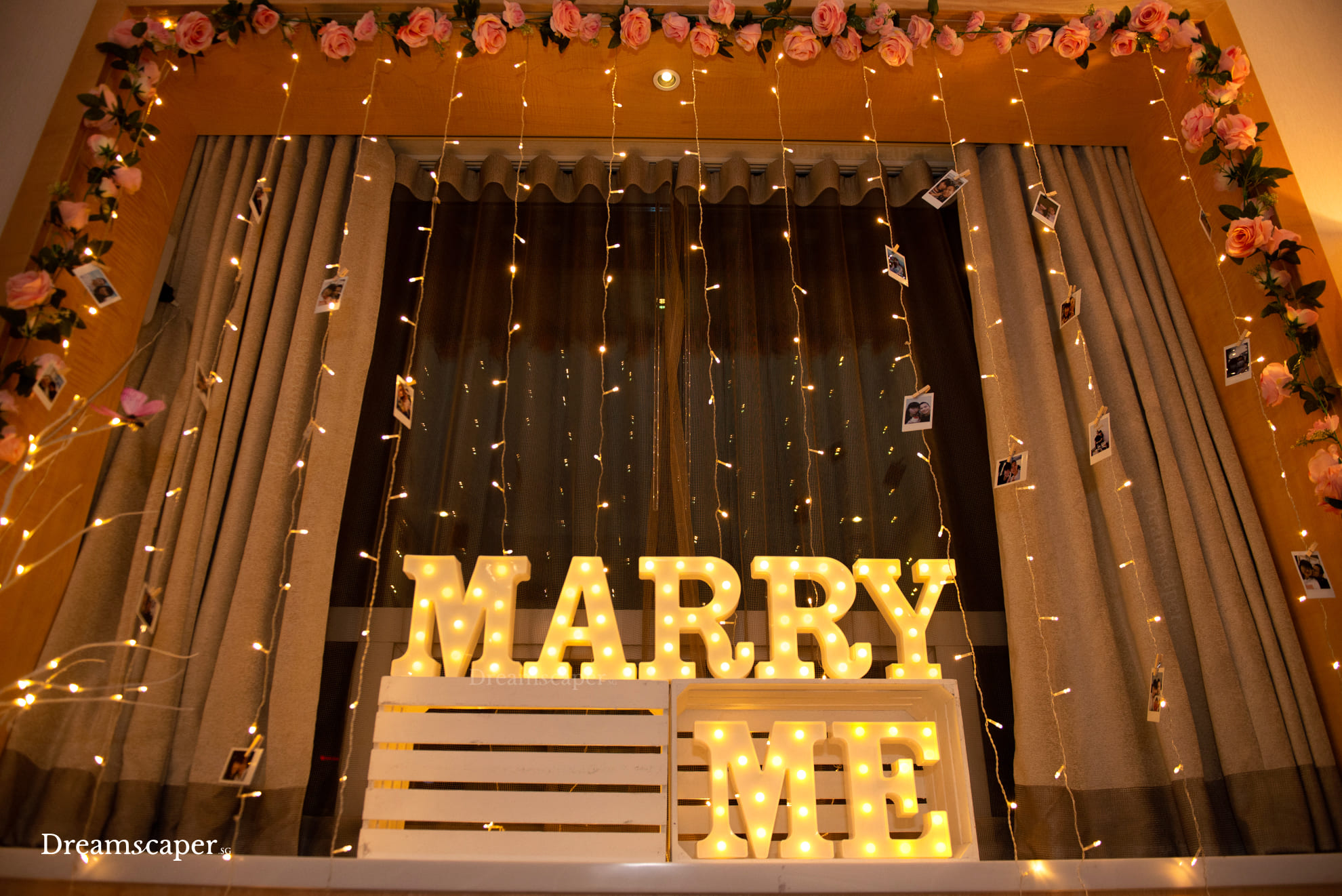 Singapore Marriage Proposal Photography