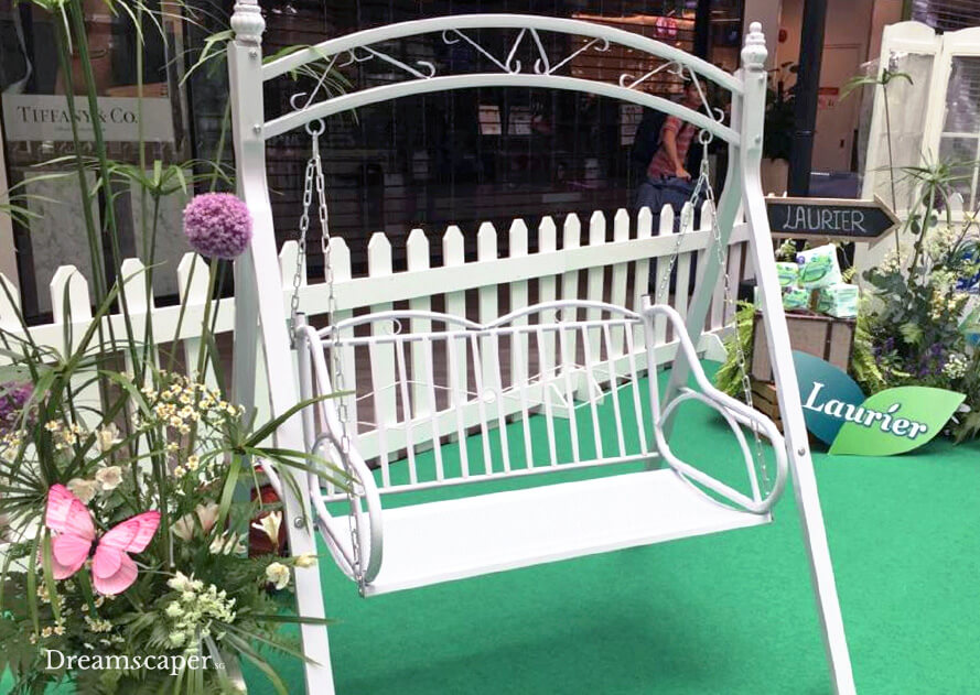 Outdoor Garden Swing Singapore