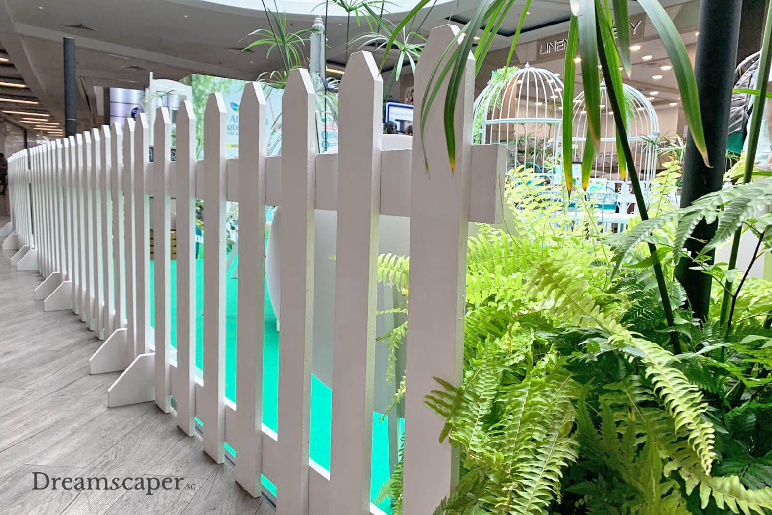 Fence Event Rental Singapore